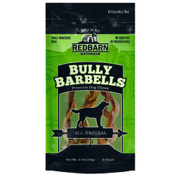 Redbarn  Naturals  Beef  Grain Free Chews  For Dog 9 in. 3 pk