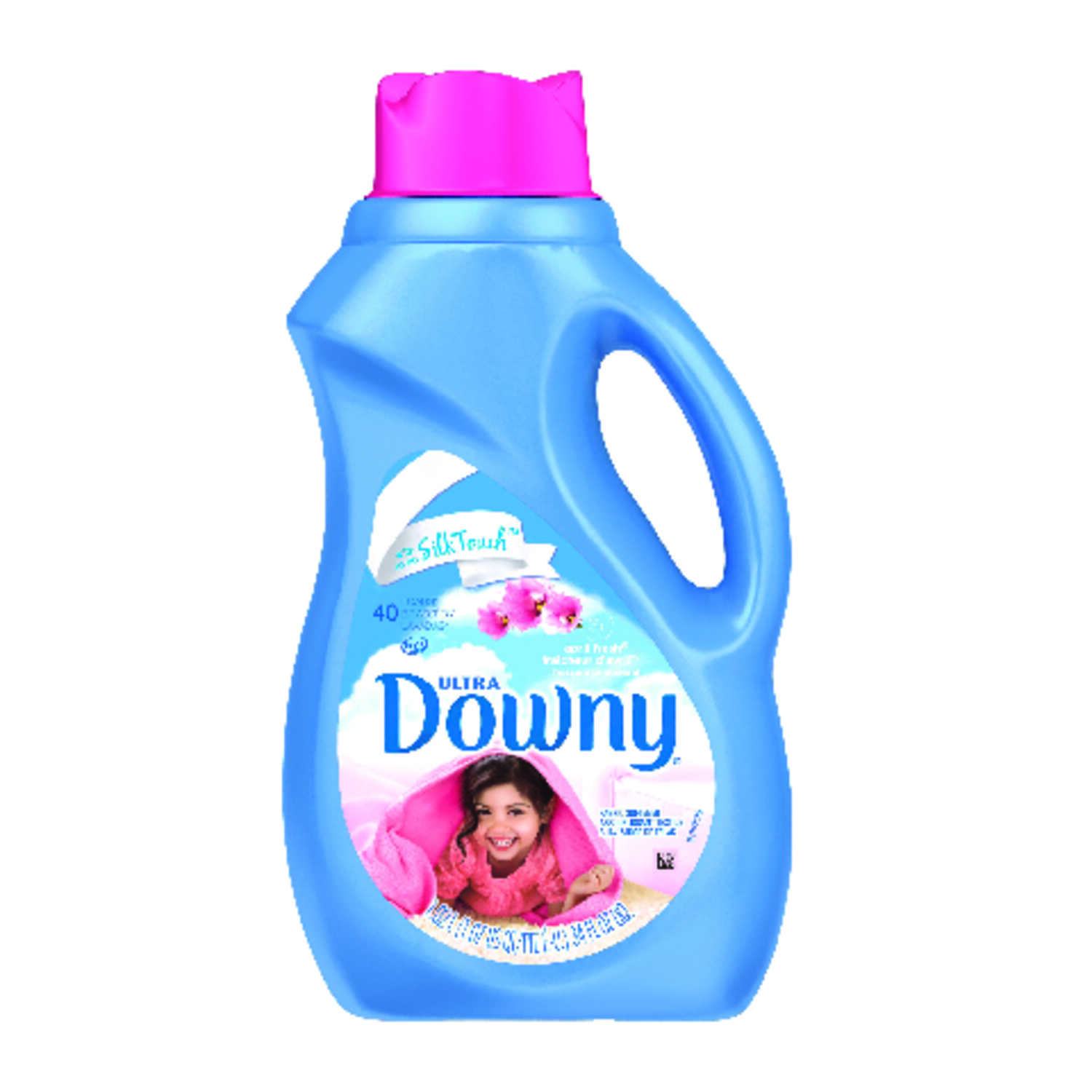 Ultra Downy  April Fresh Scent Fabric Softener  Liquid  34 oz.