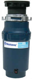 Whirlaway  1/3 hp Garbage Disposal