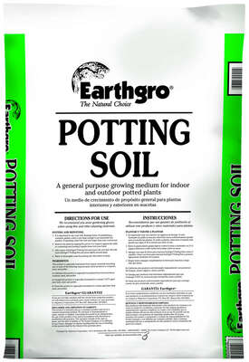 Earthgro Organic All Purpose Potting Soil 10 qt.