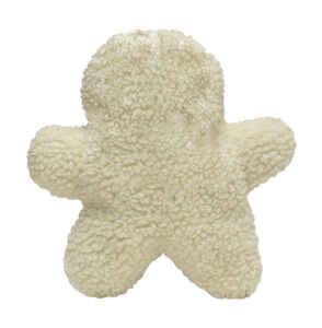 Diggers  White  Gingerbread Man  Plush  Fleece Animal Assortment  Large