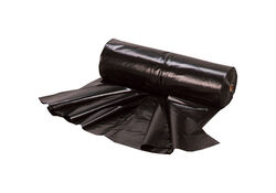 Berry Plastics  Film-Gard  Plastic Sheeting  6 mil  x 20 ft. W x 100 ft. L Polyethylene  Black