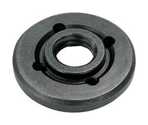 Makita  1 pc. 4 in. Metal  Lock Nut