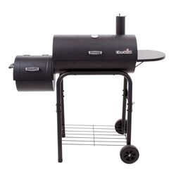 Char-Broil Smoker Black