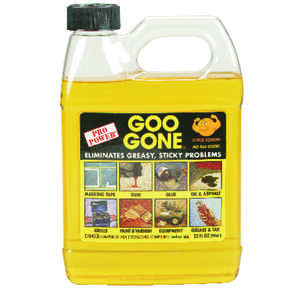 Goo Gone  Adhesive Remover  32 oz. Liquid