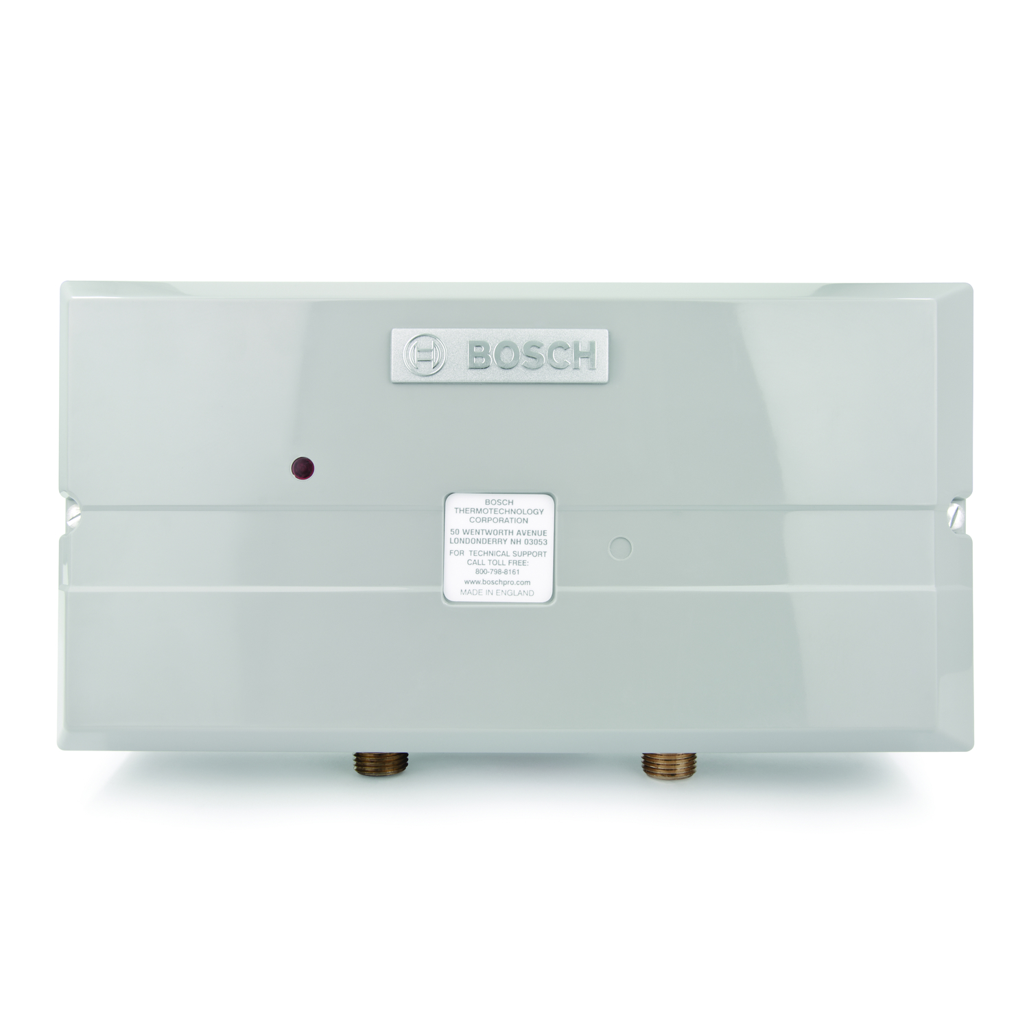 Bosch  Tronic  Electric  Tankless Water Heater  6 in. H x 3 in. L x 12 in. W