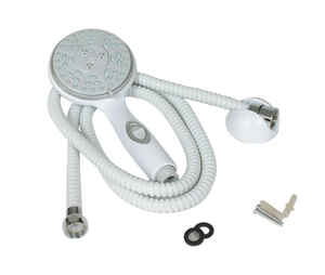 Camco  Shower Head  1 pk