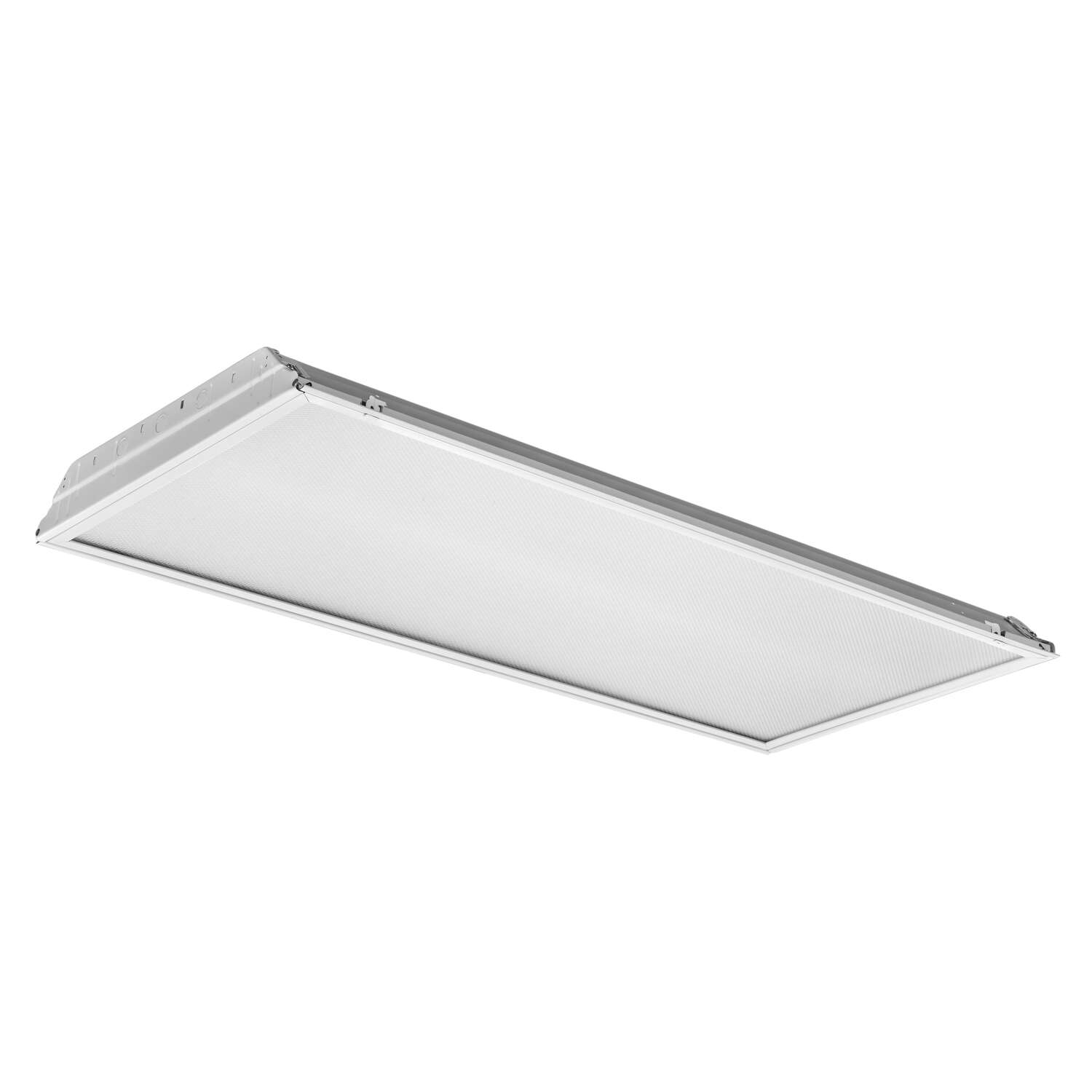 Lithonia Lighting  41 watts LED Troffer Fixture  3-1/4 in. 24 in. 48 in.
