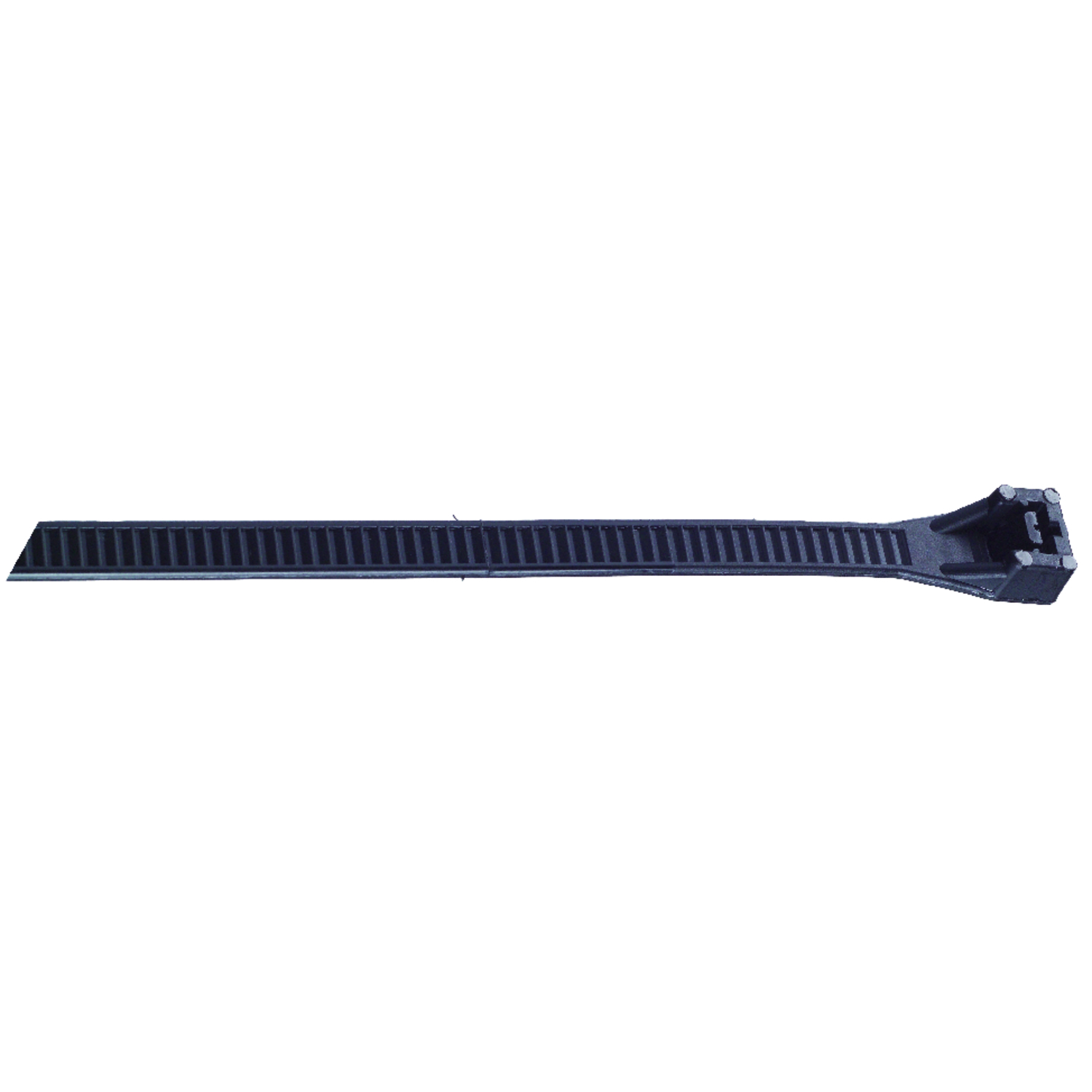 Gardner Bender  Heavy-Duty  18 in. L Black  Cable Tie  10 pk