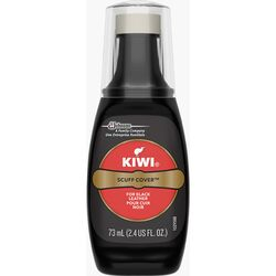 Kiwi  Black  Scuff Cover Shoe Polish  2.5 oz.