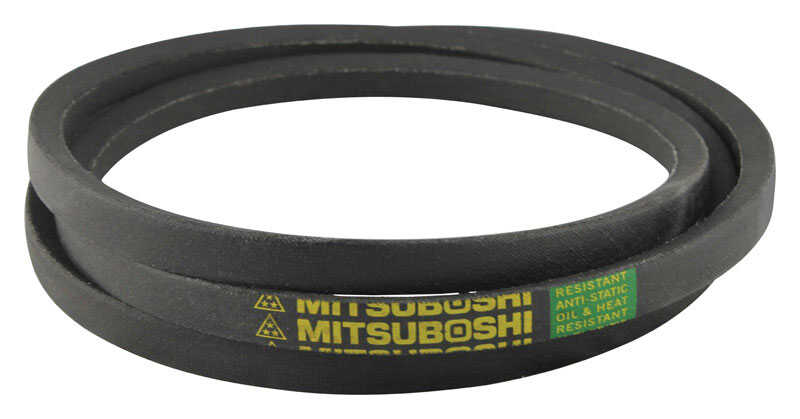 Mitsuboshi  General Utility V-Belt  0.5 in. W x 61 in. L For All Motors