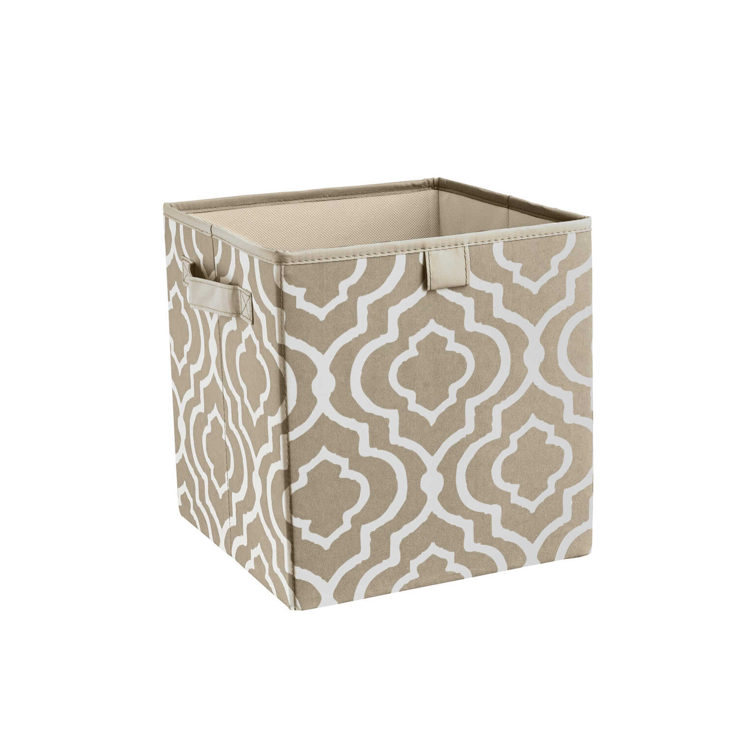 ClosetMaid  11 in. H x 10.5 in. W x 10.5 in. D Fabric Storage Bin