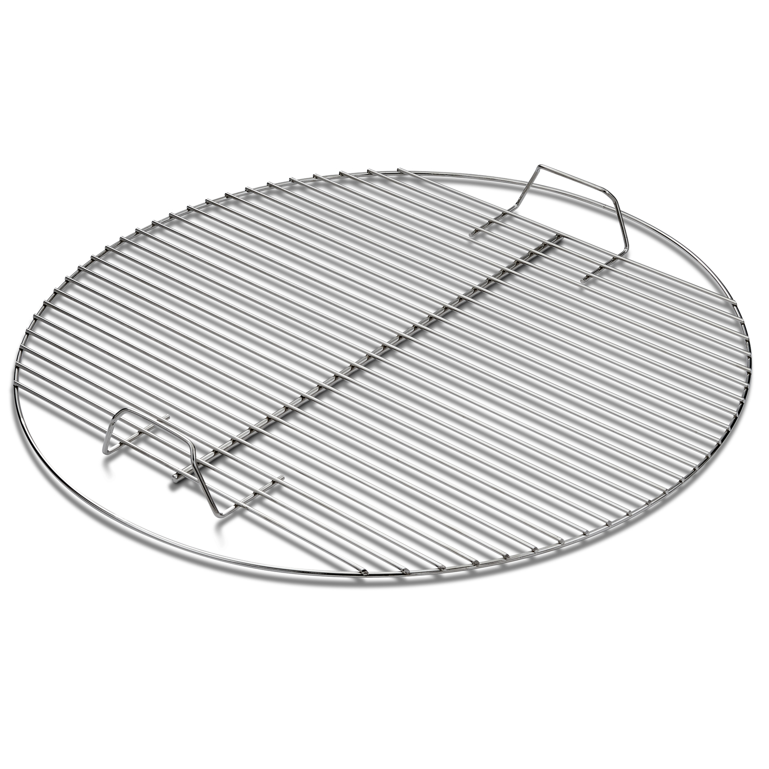 Weber  Plated Steel  Grill Cooking Grate  2 in. H x 21.5 in. L x 21.5 in. W