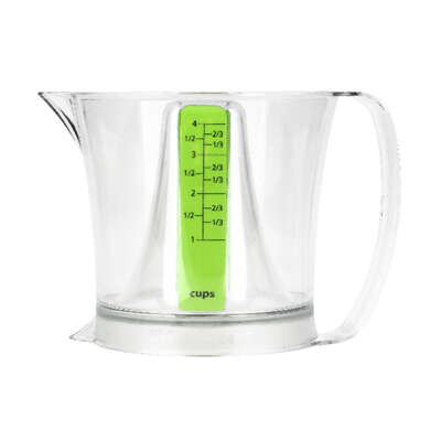 Urban Trend Reverso 4 Plastic Clear Measuring Cup Ace Hardware