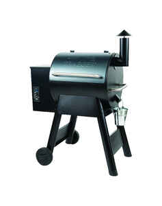 Traeger  Pro Series 20  Wood Pellet  Freestanding  Grill  Blue