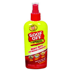 Goof Off  The Miracle Heavy Duty Spot  All Purpose Remover  8 oz.