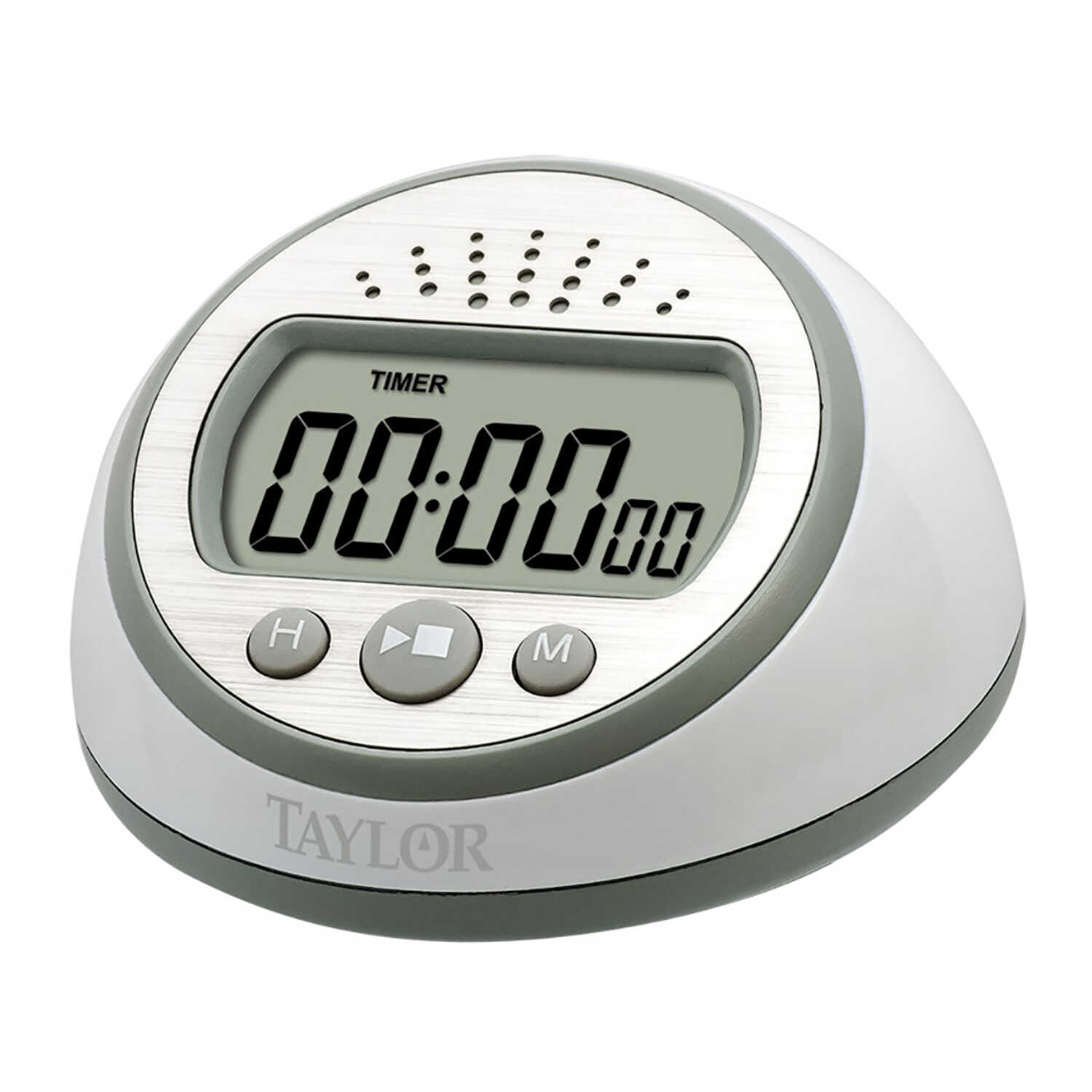 Taylor  Super Loud  Digital  Plastic  Timer