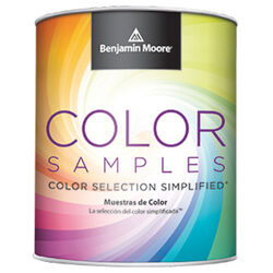 Benjamin Moore Base 1 Paint Sample 1 pt.