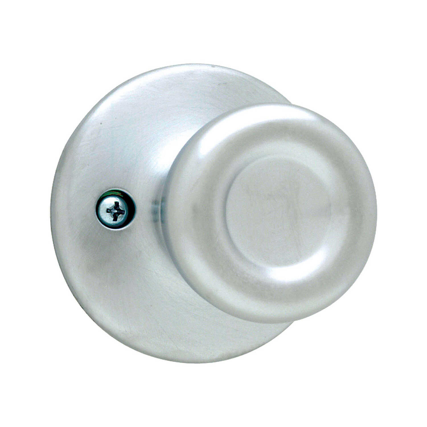 Kwikset  Tylo  Satin Chrome  Steel  Dummy Knob  3  Right or Left Handed
