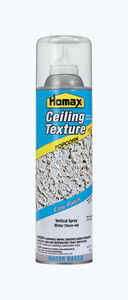 Homax  White  Water-Based  Popcorn Ceiling Spray Texture  Easy Patch  14 oz.