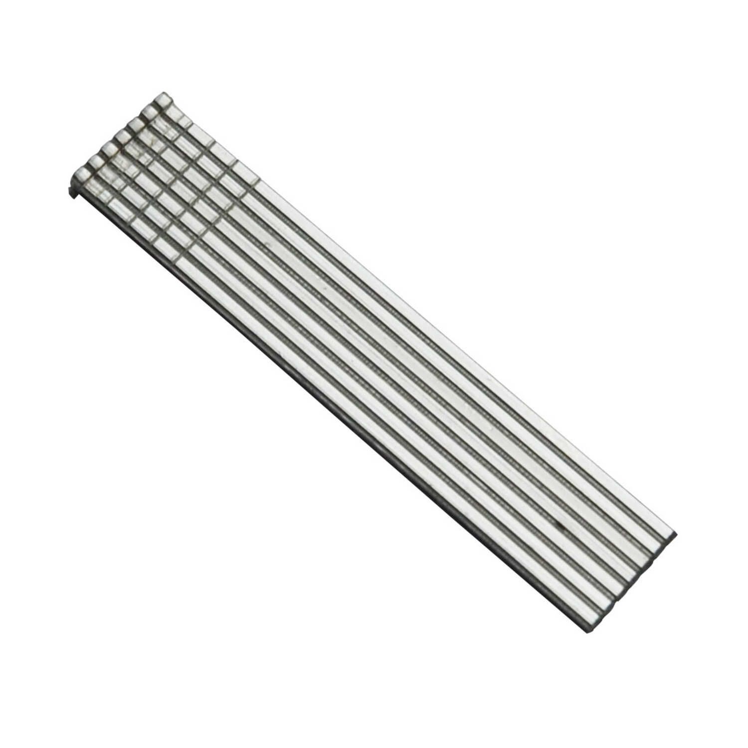 Grip-Rite  18 Ga. Smooth Shank  Straight Strip  Brad Nails  1 in. L x 0.05 in. Dia. 5000 count