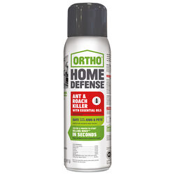 Ortho  Home Defense  Liquid  Ant and Roach Killer  14 oz.