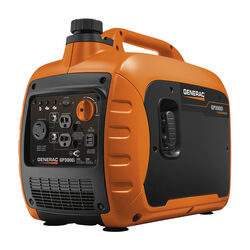 Generac  GP Series  2300 watt 120 volt Gas  Inverter  Generator