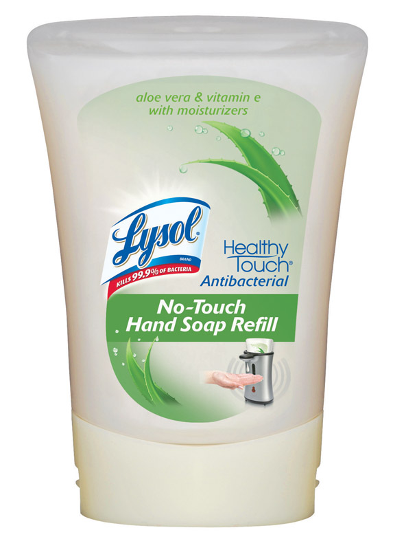 Lysol Healthy Touch 8.5 oz. Liquid Hand Soap Aloe Vera Scent Refill
