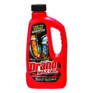 Drano  Professional Strength  Gel  Clog Remover  32 oz.