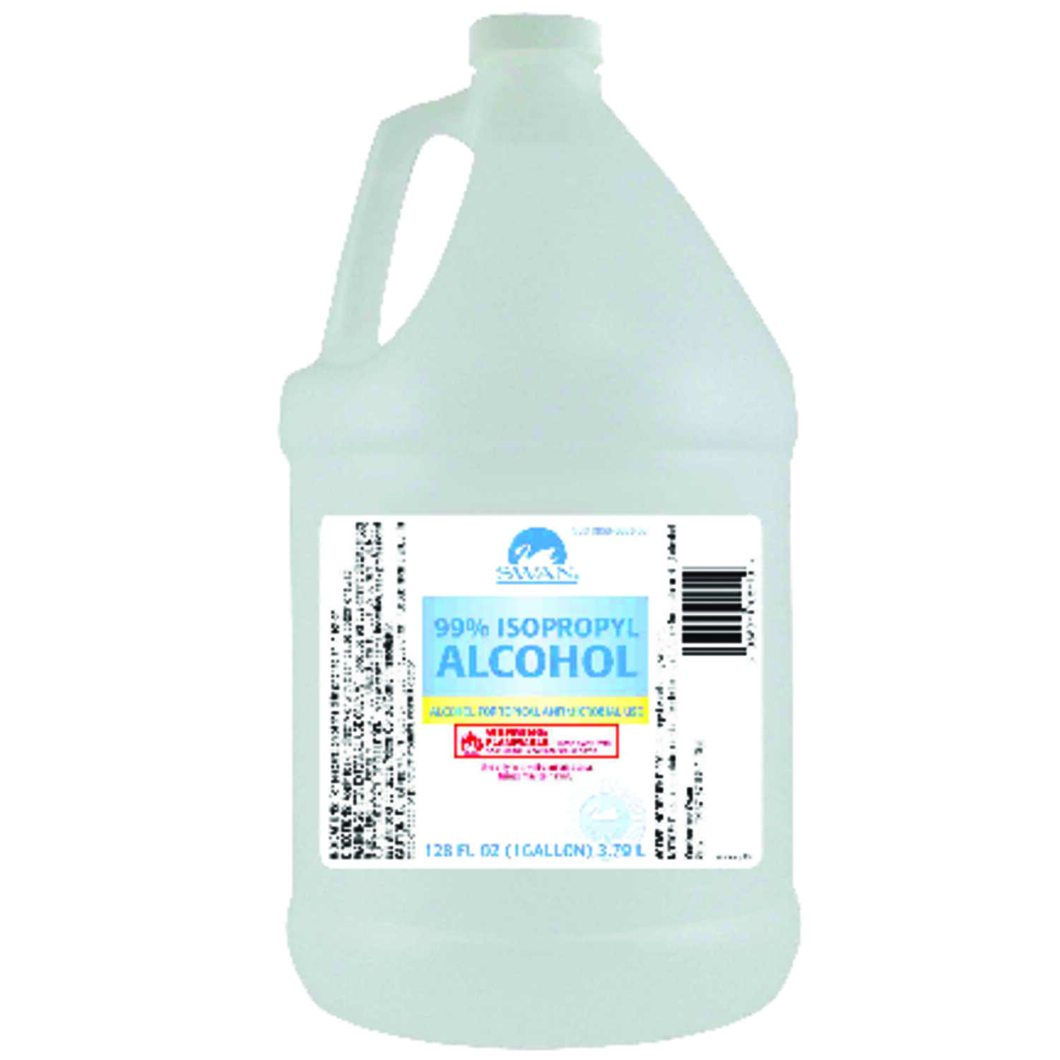 Swan Isopropyl Alcohol 1 gal  - Ace Hardware