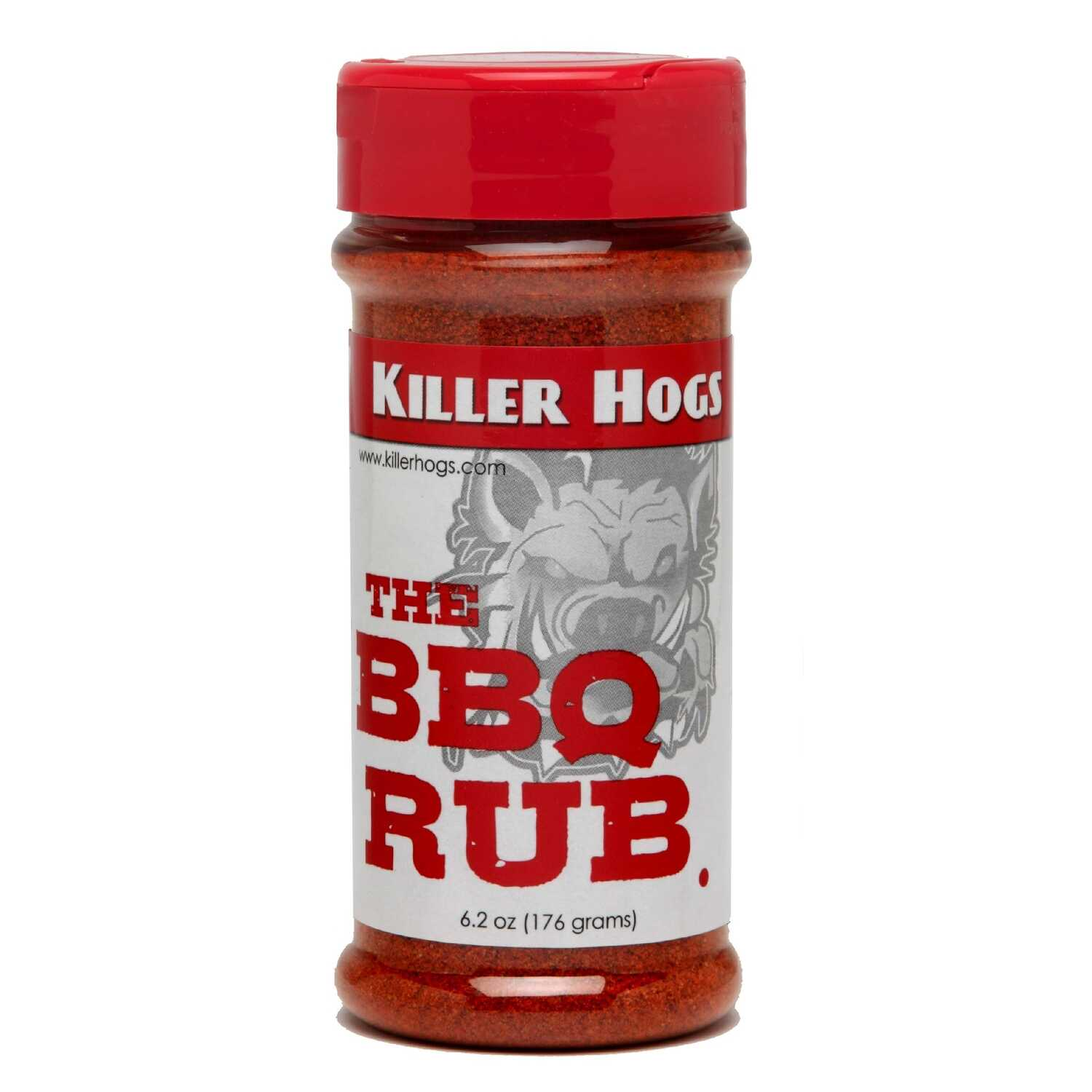 Killer Hogs  BBQ  Seasoning Rub  6.2 oz.