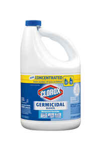 Clorox  Regular Scent Germicidal Bleach  121 oz.
