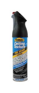 Homax  Pro Grade  White  Water-Based  Popcorn Ceiling Spray Texture  14 oz.