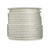 Wellington  1/2 in. Dia. x 300 ft. L White  Twisted  Nylon  Rope