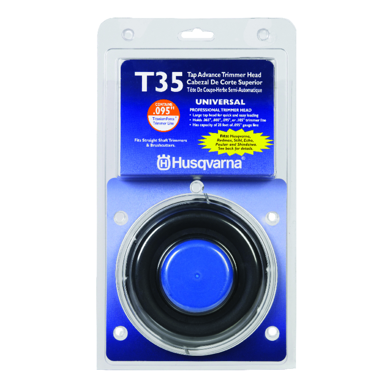 Husqvarna T35 Trimmer Head - Ace Hardware