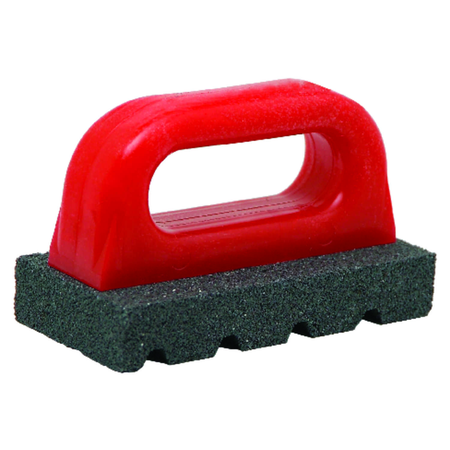 Gator  6 in. L Rubbing Brick  Silicon Carbide  1 pc.