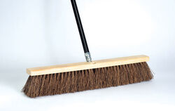 DQB  Palmyra  24 in. Garage Push Broom