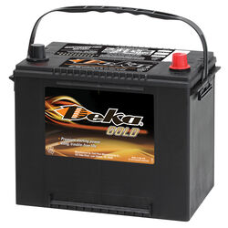 Deka Gold Series 675 CCA 12 volt Automotive Battery