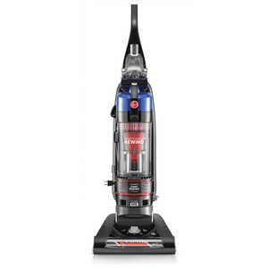 Hoover  WindTunnel 2  Bagless  Upright Vacuum  12 amps HEPA  Blue