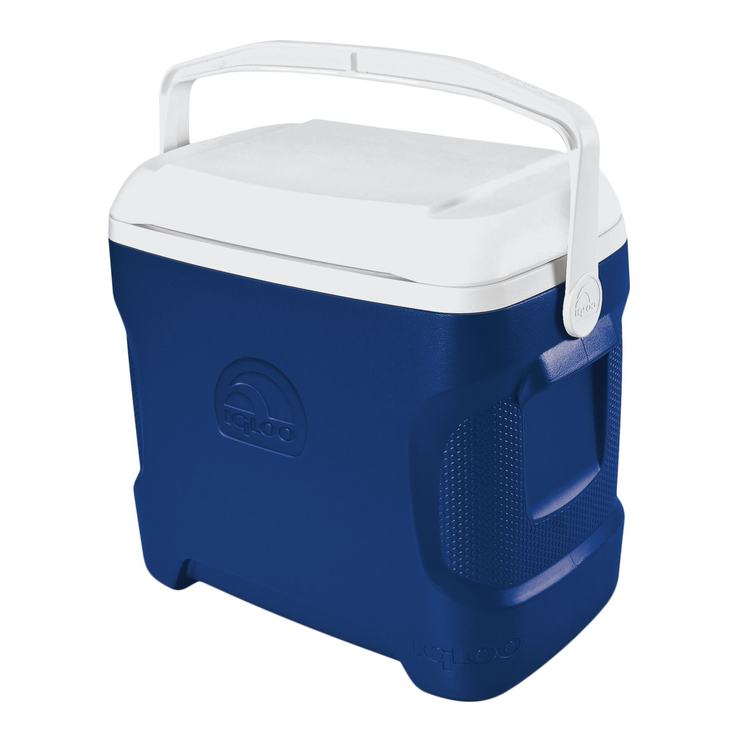 Igloo  Contour  Cooler  30 qt. Blue