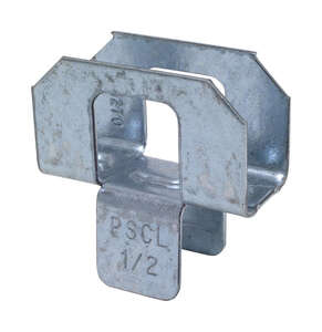 Simpson Strong-Tie  Galvanized  Steel  Panel Sheathing Clip  For 1/2 50 pk