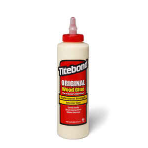 Titebond  Original  Translucent  Wood Glue  1 pt.