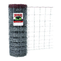 Red Brand  Monarch  47 in. H x 330 ft. L Steel  Field  Fence  Silver