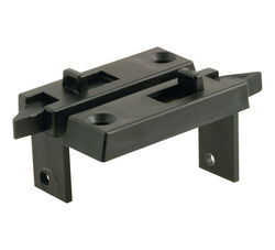 Prime-Line  Gray  Plastic  Window Tilt Latch  3/4 in. W x 2-1/4 in. L For Double Hung Aluminum Windo