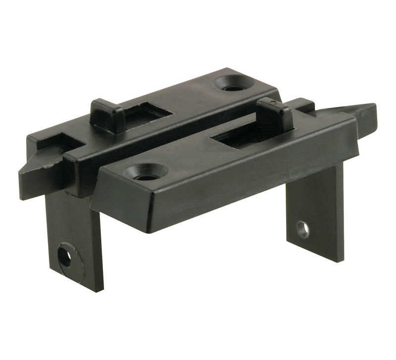 Prime-Line  Gray  Plastic  Window Tilt Latch  2.2 in. W x .8 in. L For Double Hung Aluminum Windows