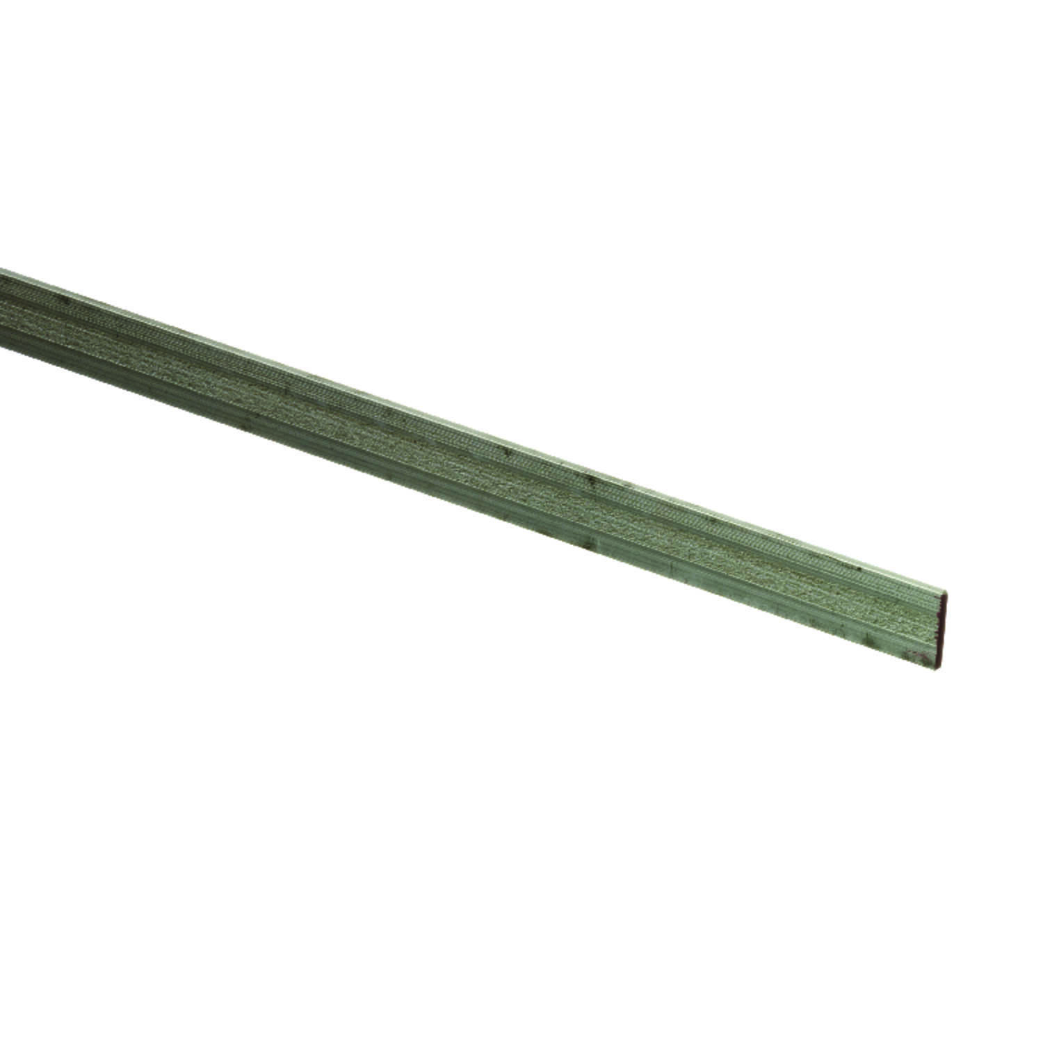 Boltmaster  0.125 in.  x 0.75 in. W x 8 ft. L Weldable Aluminum Flat Bar  1 pk
