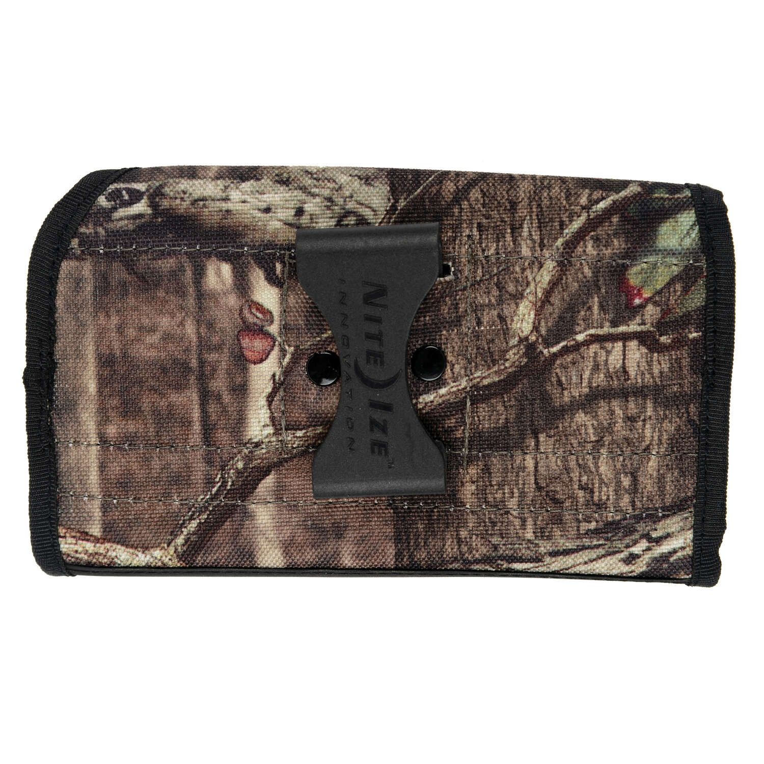 Nite Ize  Clip Case Sideways  Mossy Oak  Cell Phone Case  For Universal Universal