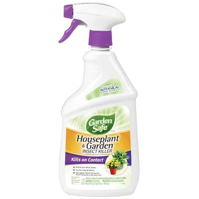 Garden Safe  Liquid  Insect Killer  24 oz.