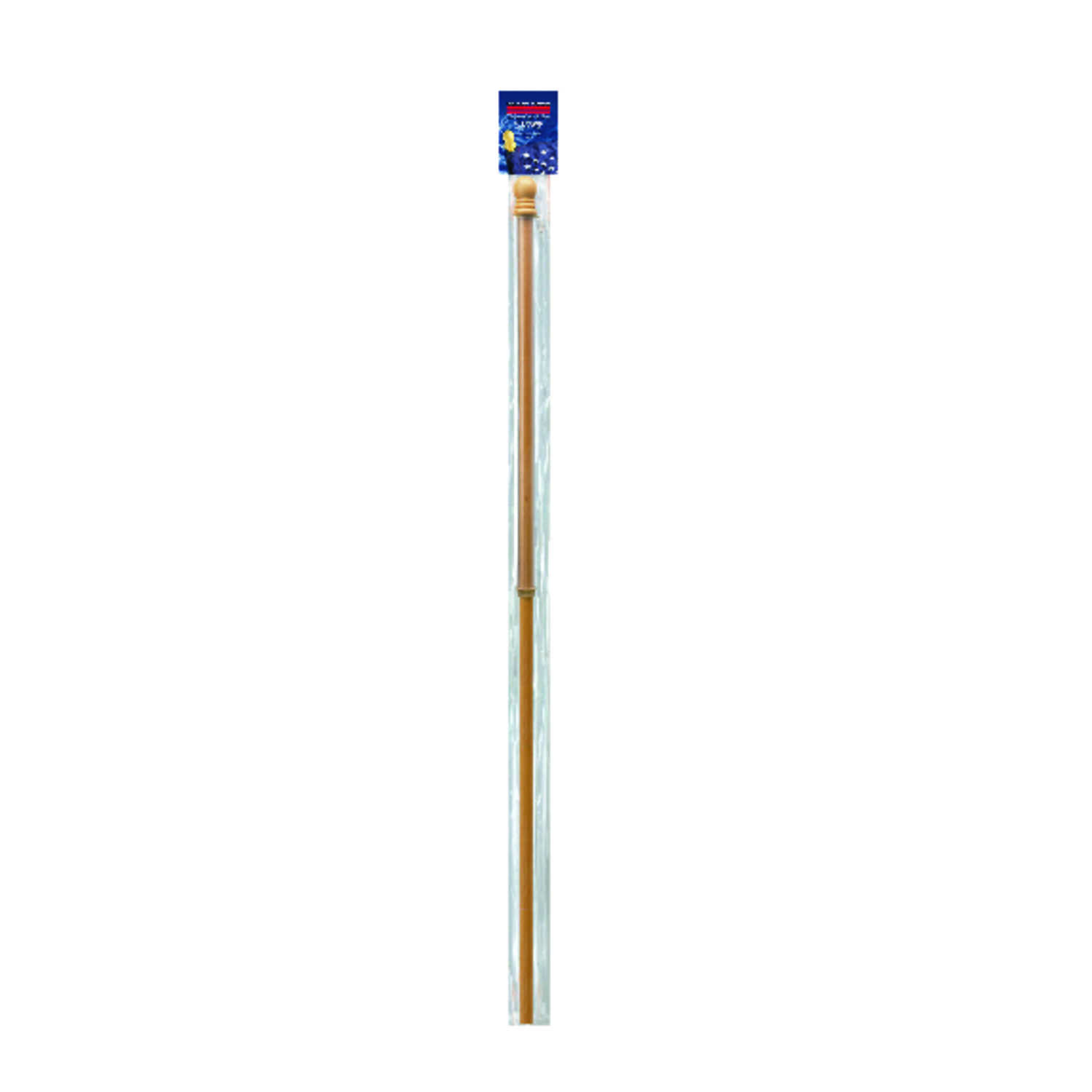 Valley Forge  5 ft. L Wood  Flag Pole