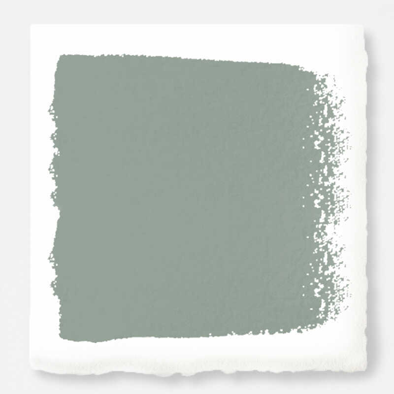 Magnolia Home  by Joanna Gaines  Satin  D  Acrylic  1 gal. Paint  Clean Slate